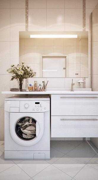 Thoát sàn máy giặt