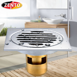 Phễu thoát sàn chống mùi hôi và côn trùng Zento ZT508