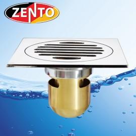 Phễu thoát sàn chống mùi hôi Zento ZT559 (12x12cm)