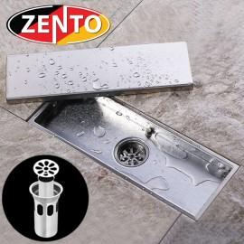 Thoát sàn chống mùi hôi và côn trùng Zento ZT553 (110x300mm)