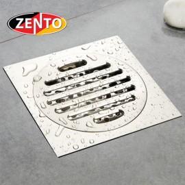 Phễu thoát sàn chống mùi hôi Zento ZT708-new (100x100mm)