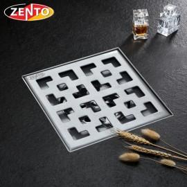 Thoát sàn Aqua Plus Zento ZT533-15 (150x150mm)