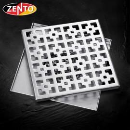 Thoát sàn Aqua Plus Zento ZT533-20 (200x200mm)