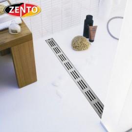 Thoát sàn inox304 Zento ZT551-80  (100x800mm)