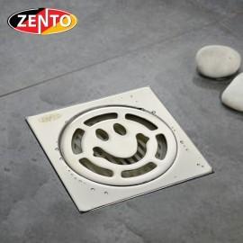 Phễu thu nước thoát sàn chống mùi inox Zento TS132-L