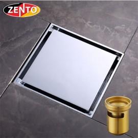Thoát sàn chống mùi Square Shaped ZT532 (120x120)