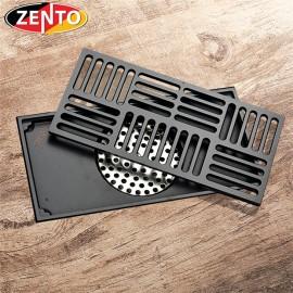 Thoát sàn chống mùi và côn trùng Z-line Zento ZT598-1B (100x200mm)