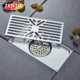 Thoát sàn chống mùi và côn trùng Z-line Zento ZT597 (100x200mm)