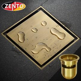 Thoát sàn chống mùi Square Shaped ZT532AB-2U (120x120)
