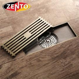 Thoát sàn chống mùi S-line ZT580-20AB (83x200mm)