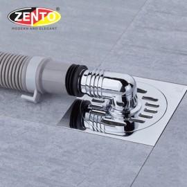 Phễu thoát sàn máy giặt chuyên dụng ZT607-2U Double (100x100mm)