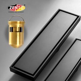 Thoát sàn chống mùi & côn trùng E-line ZT585-30B (83x300mm)