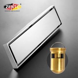 Thoát sàn chống mùi và côn trùng E-line ZT585-30C (83x300mm)