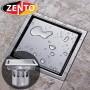 Thoát sàn chống mùi & côn trùng Inox304 Zento ZT556-2U