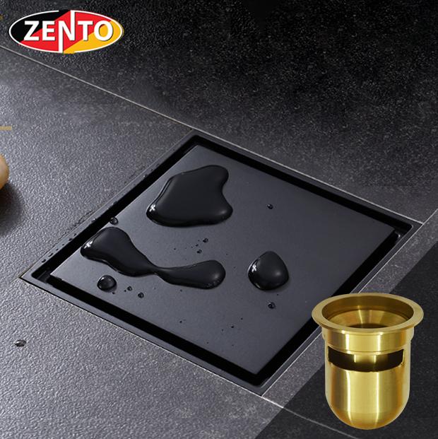 Thoát sàn chống mùi Square Shaped ZT532B-2U (120x120mm)